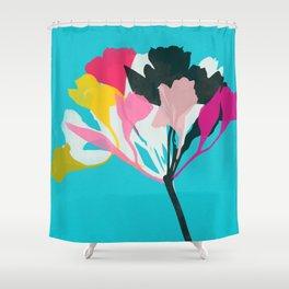 alstroemeria 1 Shower Curtain