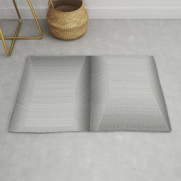 Binary Rooms Rug