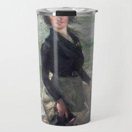 Paddle Petermannchen - Lovis Corinth Travel Mug
