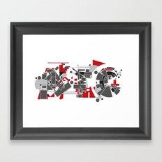 KTC Framed Art Print