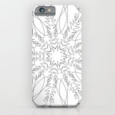 mandala art - moonrise kingdom iPhone 6s Slim Case