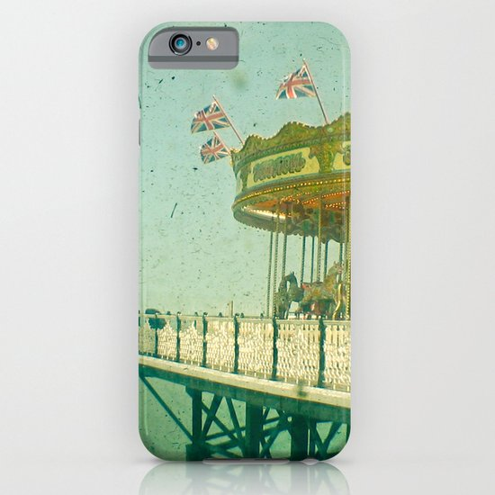Carousel by the Sea iPhone & iPod Case