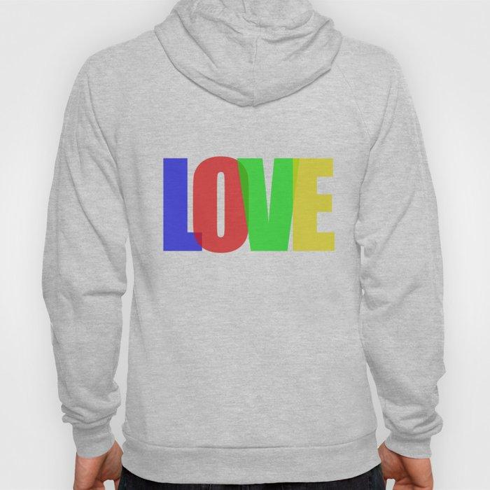 Love (Color) Hoody