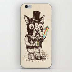 Strange Dog iPhone & iPod Skin