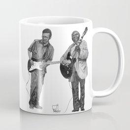 Clapton/King Coffee Mug