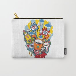 Polypop The Box Carry-All Pouch
