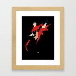 Billy Kaplan Framed Art Print