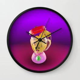 Lemmon juice Blender Wall Clock