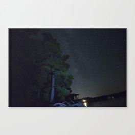 Stars. Canvas Print