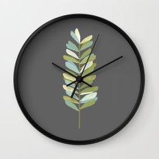 Branch 3 Wall Clock
