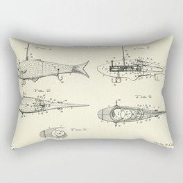 Artificial Bait-1908 Rectangular Pillow