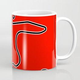 Shanghai Race Track Coffee Mug