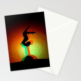Aerialist Stationery Cards
