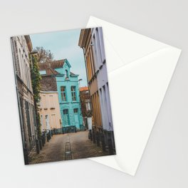 Streets of Belgium Stationery Cards