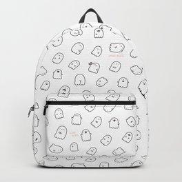Spooky McCute Doodle Backpack