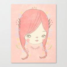 소녀 THIS GIRL Canvas Print