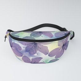 Floral Pattern #4 Fanny Pack