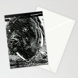 Pit Bull Models: Khan 02-02 Stationery Cards