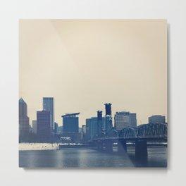 Bridge #1 Metal Print