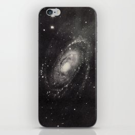 Nebula M81 Ursa Major iPhone Skin