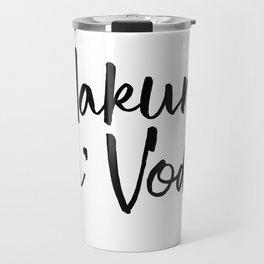 Hakuna Ma' Vodka Travel Mug