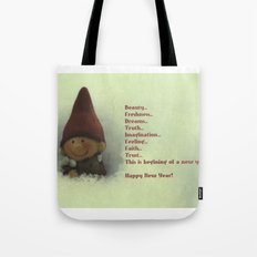 For coming New Year) Tote Bag
