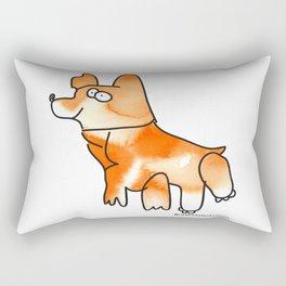 #1animalwesee Rectangular Pillow