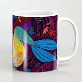 Tropical Mermadia Coffee Mug