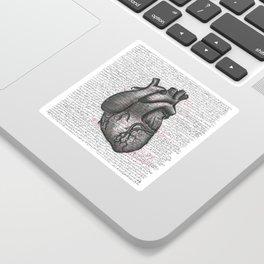 Define Love Sticker
