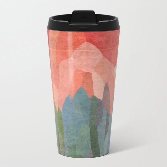 Red Hills Metal Travel Mug