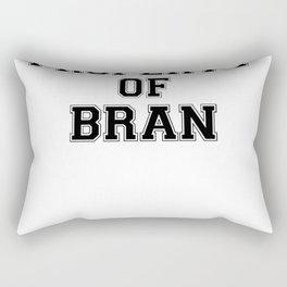 Property of BRAN Rectangular Pillow