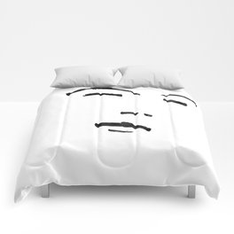her #5 Comforters
