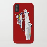 ghostbusters iPhone & iPod Cases featuring Ghostbusters by Martin Lucas