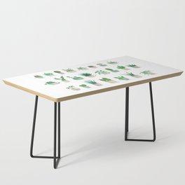 Tiny garden Coffee Table