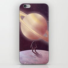 A View From Enceladus iPhone & iPod Skin