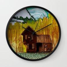 Landscapes / Nr. 3 Wall Clock
