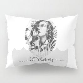 love dots Pillow Sham