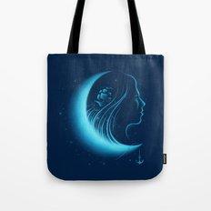 Moonlight Grace Tote Bag