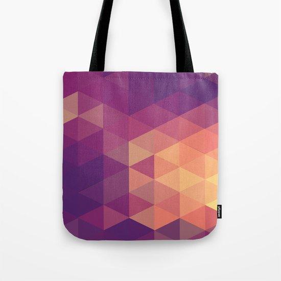 Flowerlight Tote Bag