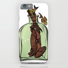 Bottle crab iPhone 6s Slim Case