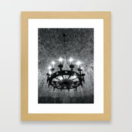 King of My Castle Framed Art Print