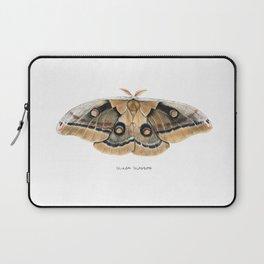 Oculea Silkmoth (Antheraea oculea) Laptop Sleeve