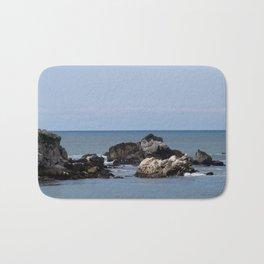 The Whaler's Cove (Point Lobos) Bath Mat