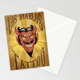 Los Diablos Stationery Cards