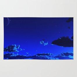 Azure Horizon Rug