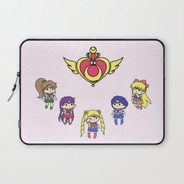Inner Senshi Chibi 2 Laptop Sleeve