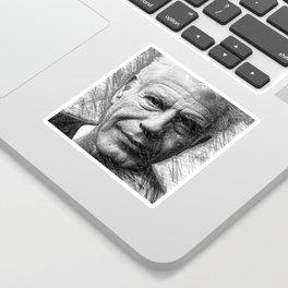 Anthony Bourdain Sticker