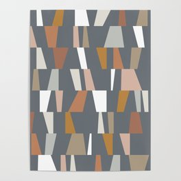 Neutral Geometric 02 Poster