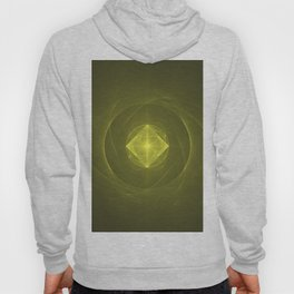 Gazing into the Eye of the Pyramid Hoody