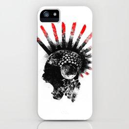 cyberpunk iPhone Case